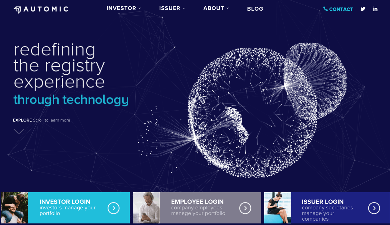 Automic's Homepage