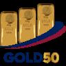 Gold 50 Ltd (g50) Logo
