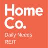 Homeco Daily Needs REIT (hdn) Logo