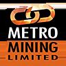 Metro Mining Ltd (mmi) Logo