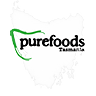 Pure Foods Tasmania Ltd Logo