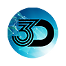 333D Ltd (t3d) Logo